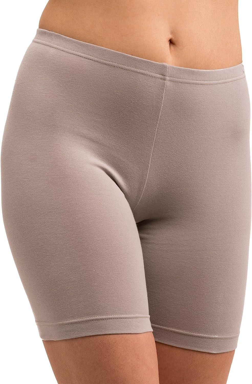 HERMKO 5780 2er Pack Damen Longpant knielanger Pant
