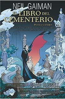 El libro del cementerio. Vol 1 (Novela grafica) (Spanish Edition)