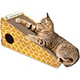 Our Pets Company AS-4119590-2 (Pack of 2)  Play-N-Squeak Real Birds Buzz Off Fly Over Interactive Cat Toy