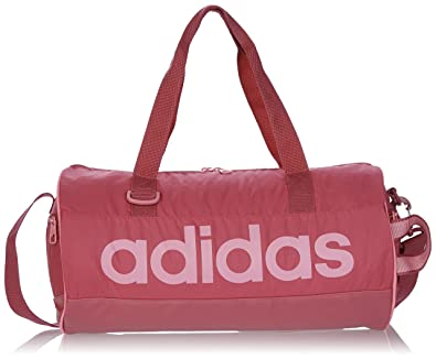 2dbb542713 Adidas Lin Per W TB XS Gym Bag pink Size  XS  Amazon.co.uk  Shoes   Bags
