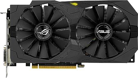 ASUS STRIX-RX470-O8G-GAMING Radeon RX 470 8GB GDDR5 - Tarjeta gráfica (Radeon RX 470, 8 GB, GDDR5, 256 bit, 5120 x 2880 Pixeles, PCI Express 3.0)