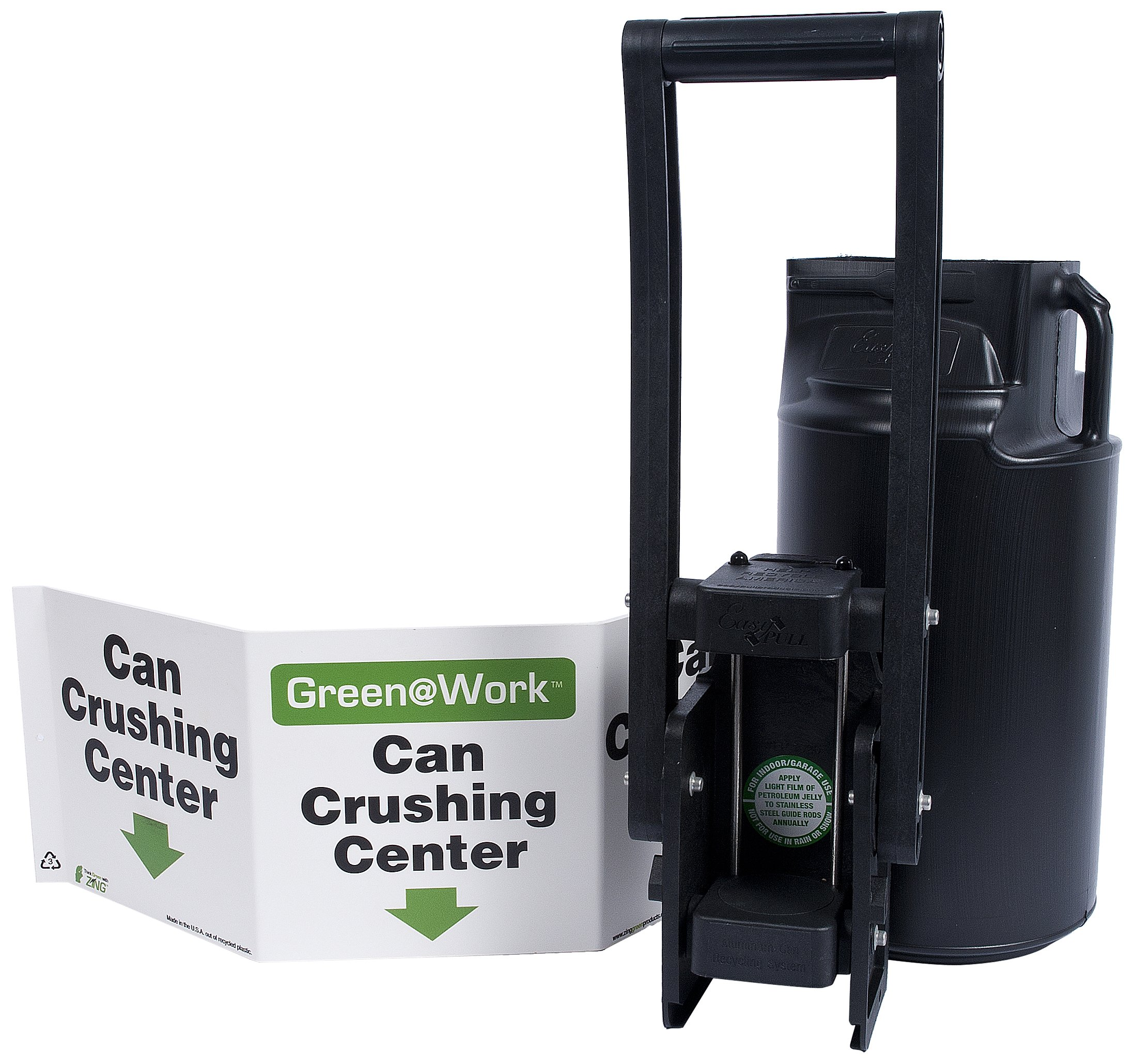 ZING 7008 Industrial Can Crusher Kit by Zing Green Products (Image #1)
