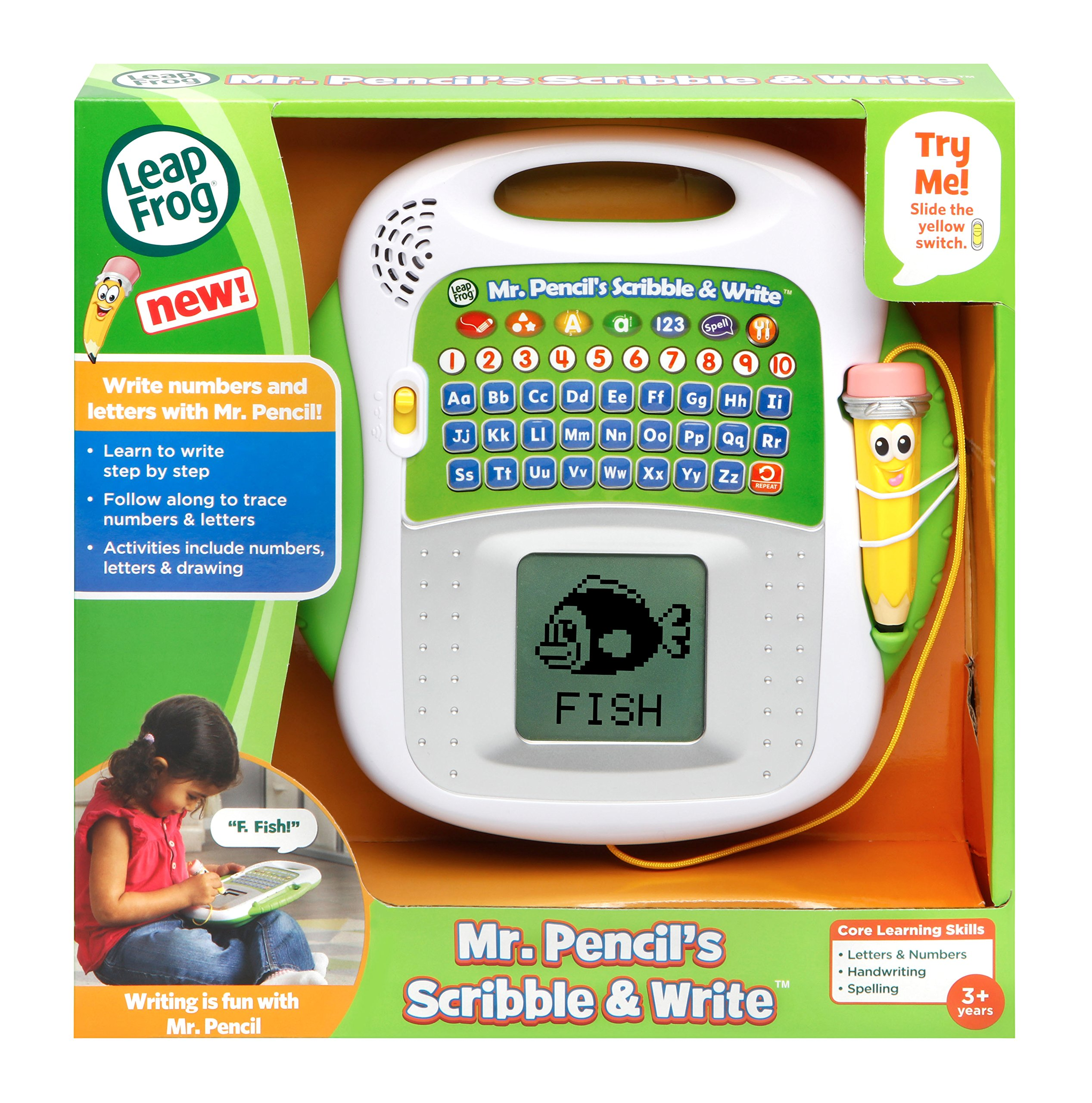 LeapFrog Mr. Pencil's Scribble and Write by LeapFrog (Image #6)