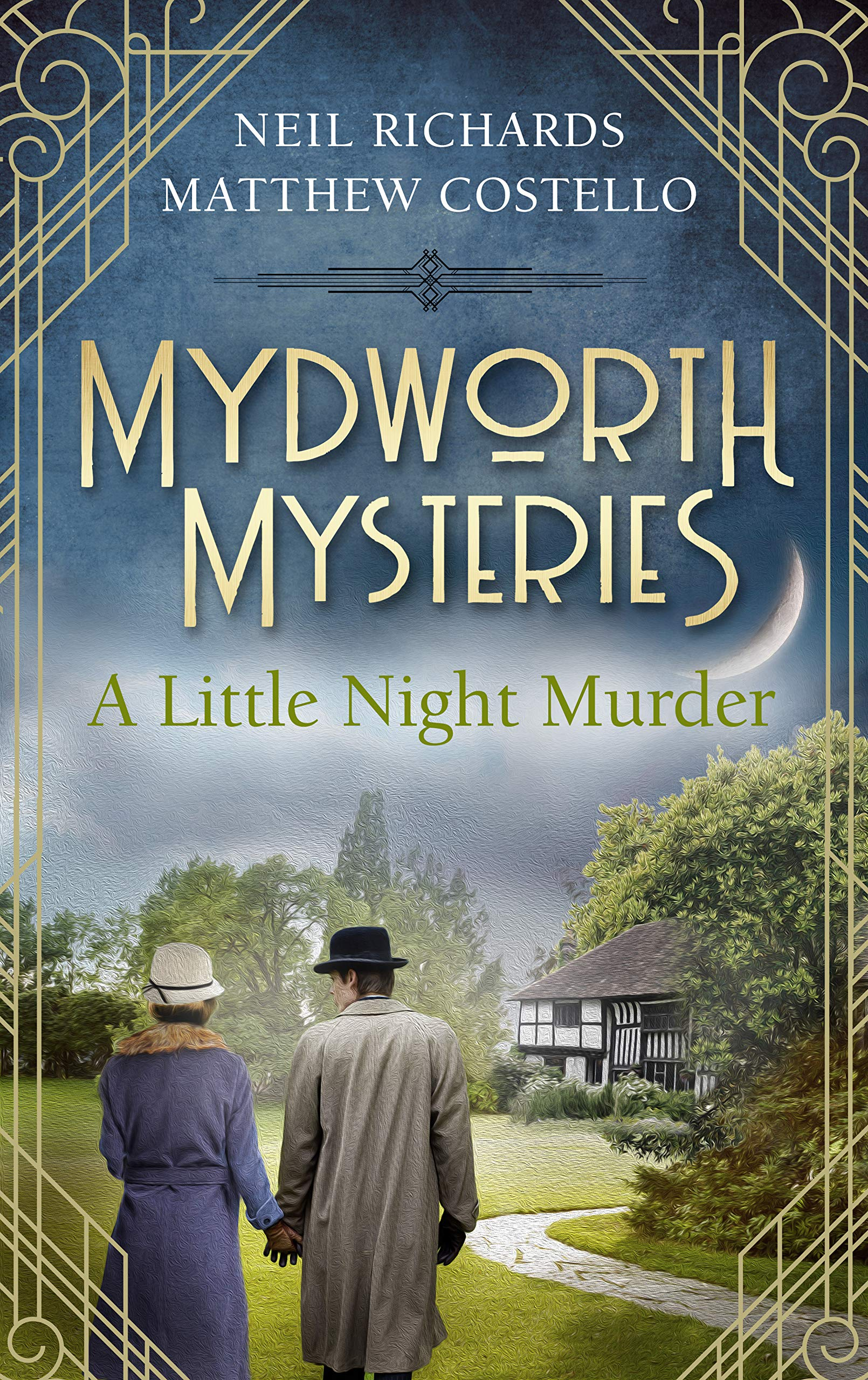 Mydworth Mysteries   A Little Night Murder  A Cosy Historical Mystery Series Book 2   English Edition