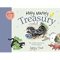 Hairy Maclary Treasury the Complete Adventures of Hairy Maclary by Lynley Dodd