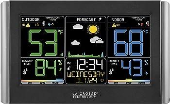 La Crosse Technology Color Wireless Forecast Station