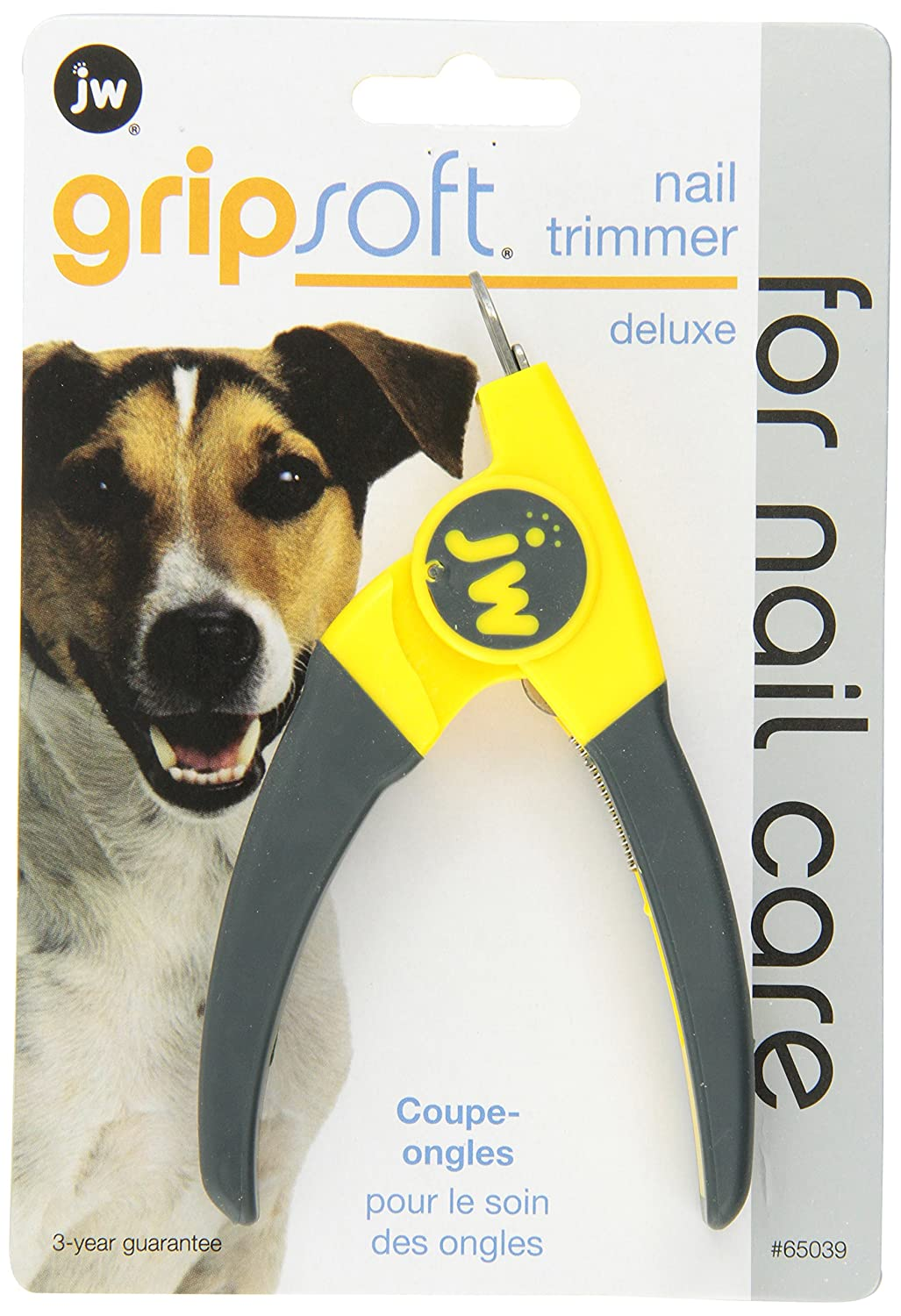 Amazon JW Pet pany Deluxe Nail Trimmer for Dogs Pet
