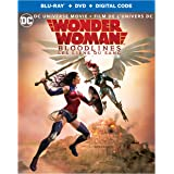 Wonder Woman: Bloodlines (Version Française Incluse) (BIL/Blu-ray/DVD/Digital)