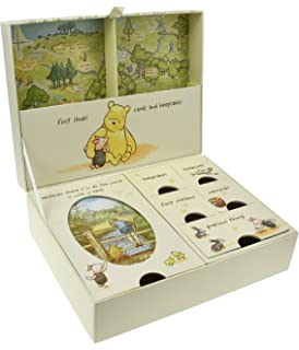 Pooh Classics Range D1167 - Caja de recuerdos infantil, diseño de Winnie The Pooh