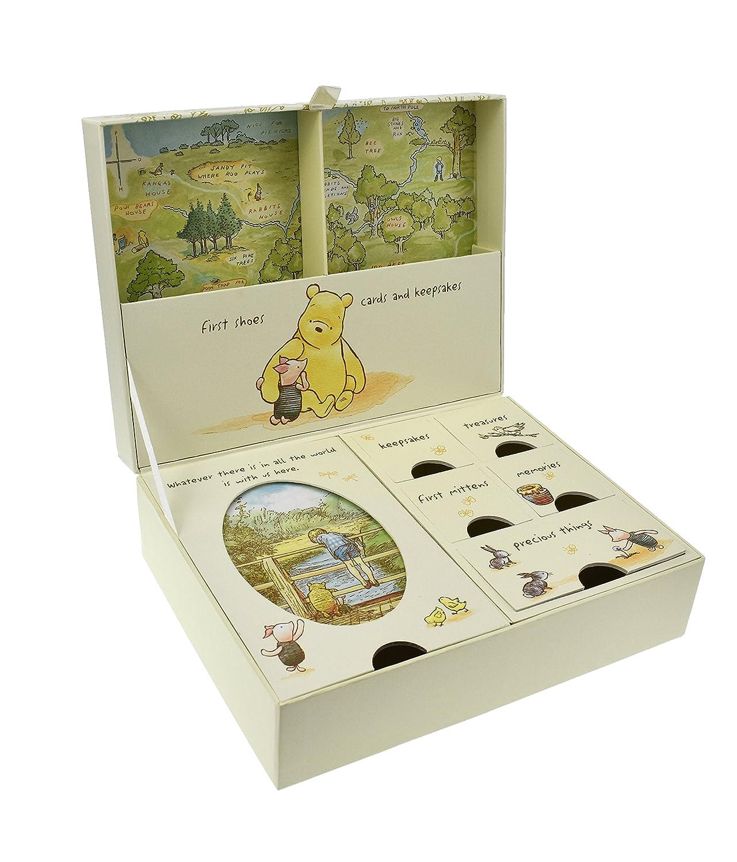 Pooh Classics Range D1167 - Caja de recuerdos infantil, diseño de Winnie The Pooh Widdop Bingham DI167