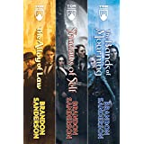 Mistborn: The Wax and Wayne Series: The Alloy of Law, Shadows of Self, The Bands of Mourning