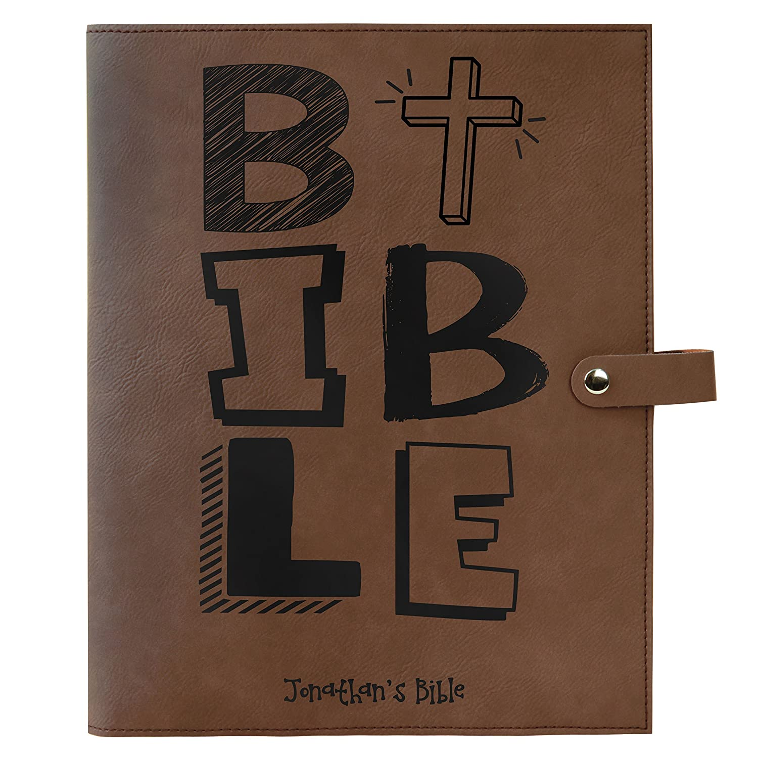 Personalized Bible Cover With Name