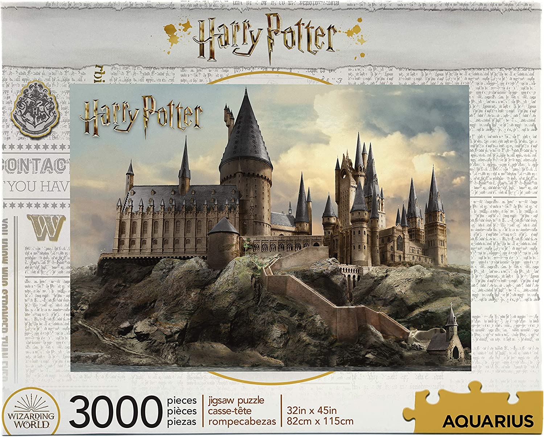 Aquarius Harry Potter Movie Collection 3,000 Piece Jigsaw Puzzle