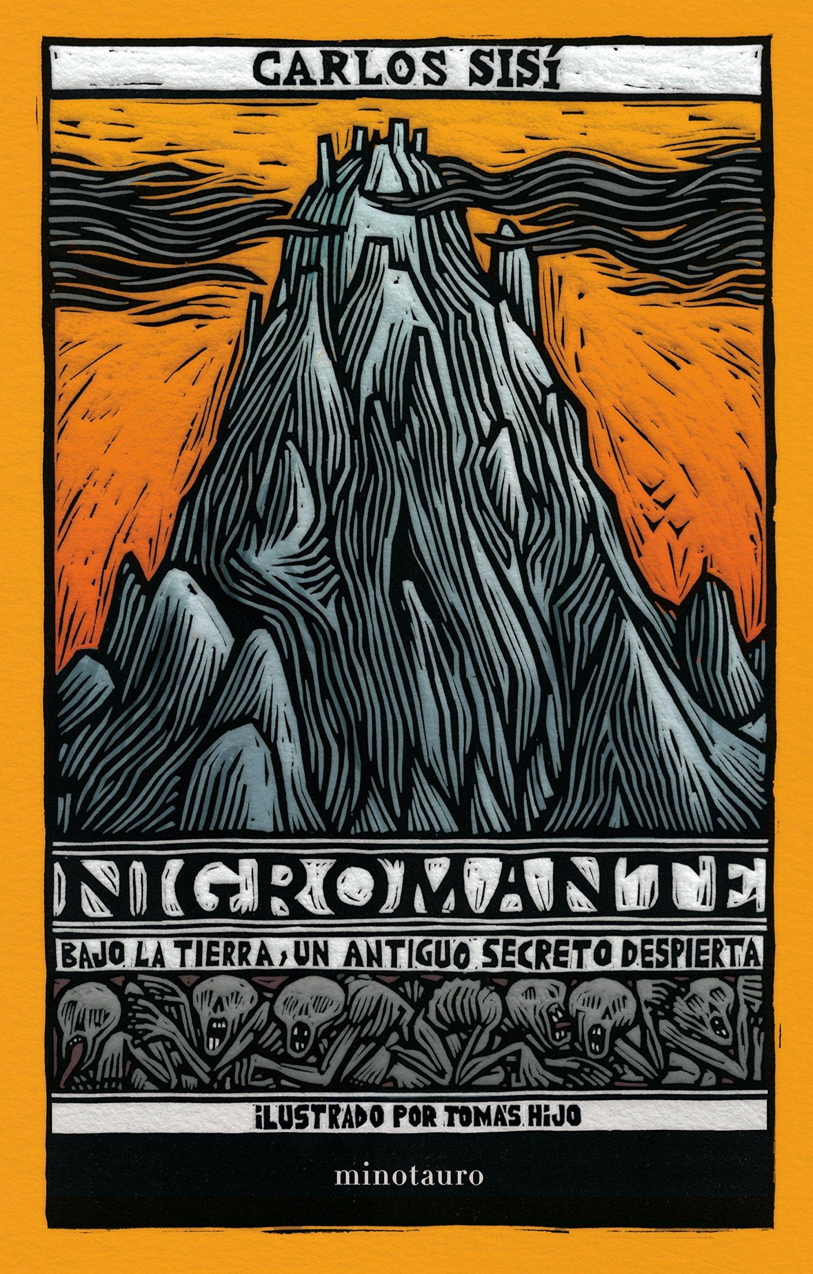 Nigromante: Bajo la tierra, un antiguo secreto despierta Biblioteca Carlos Sisí: Amazon.es: Sisí, Carlos: Libros