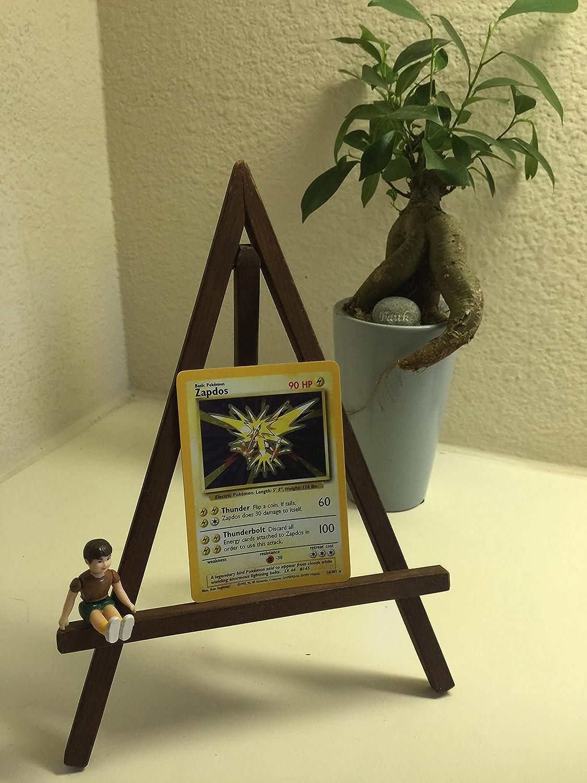 Pokemon Base Set Holofoil Card #16//102 Zapdos
