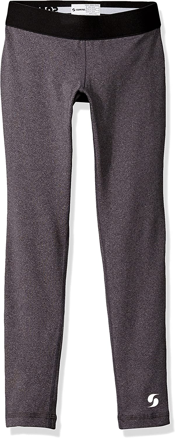 Soffe Big Girls' Dri Legging: Clothing