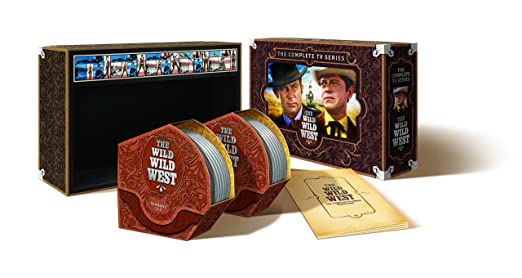 Amazon com: The Wild Wild West: The Complete Series (1965): Robert