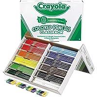 240-Count Crayola Colored Pencils Bulk Classpack