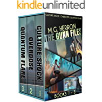 The Gunn Files: The Complete Series: (An Alien Contact Mystery Box Set: Books 1-3)