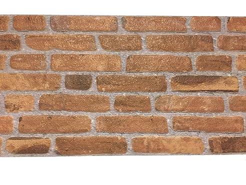 Wandverkleidung In Steinoptik Aus Styropor Für Küche • Terrasse