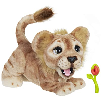 Lion king Simba toy by FURREAL