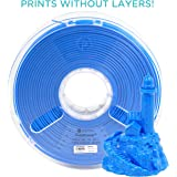 Polymaker PolySmooth 3D Printer Filament, Layer-Free 3D filament, Electric Blue, 2.85 mm Filament, 750g