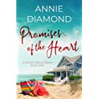 Promises of the Heart: A Clean Romantic Mystery (A Pacific Ocean Series Book 1)