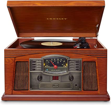 Review Crosley CR42D-PA Lancaster 3-Speed