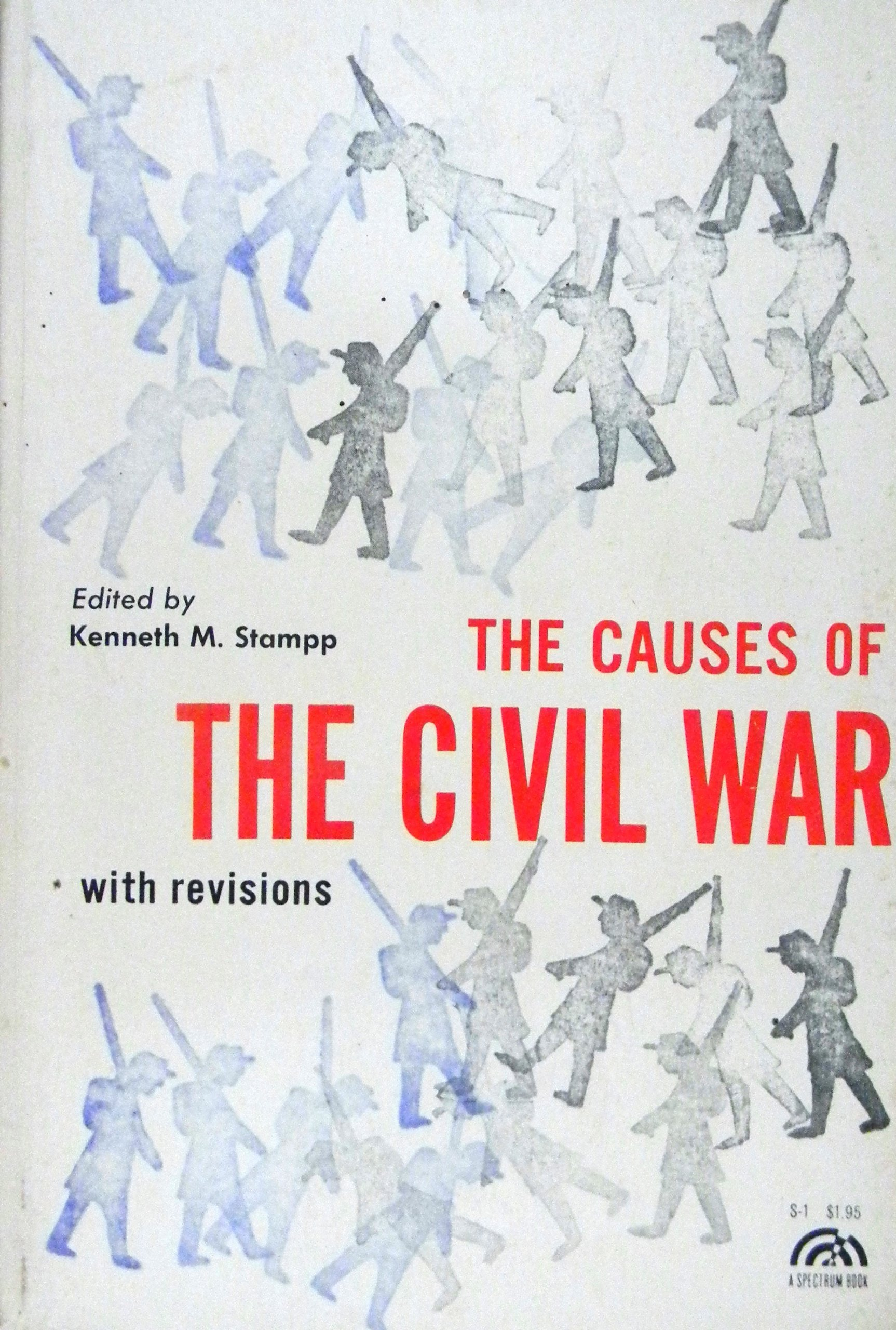the causes of the civil war kenneth stampp