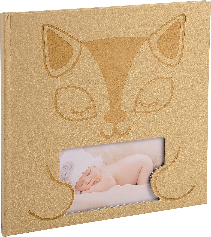Exacompta 14562E Photo Albums Cardboard O Price reduction Covered Superlatite Paper Beige