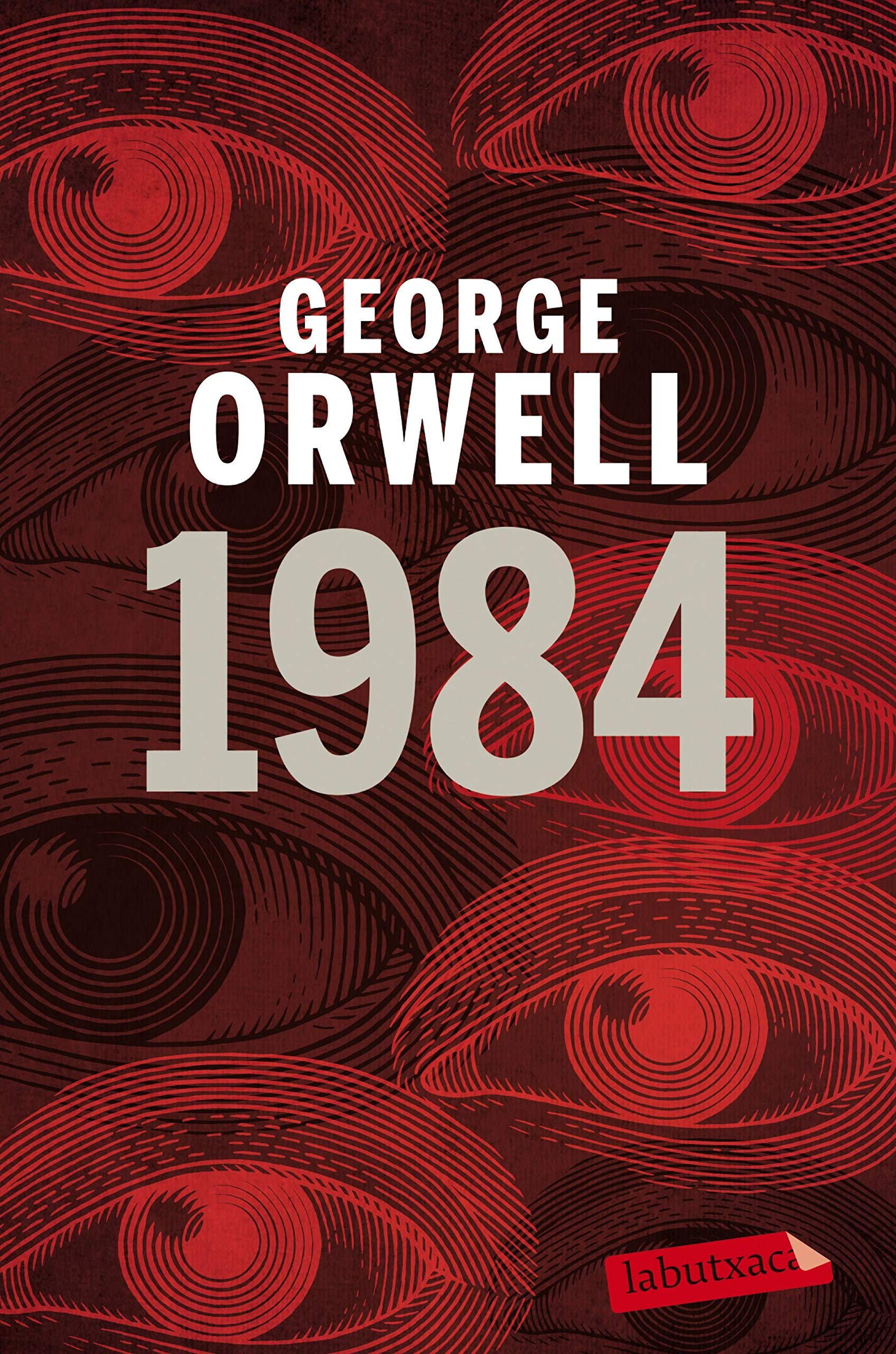 1984 (LABUTXACA): Amazon.es: Orwell, George, Baulenas, Lluís-Anton ...