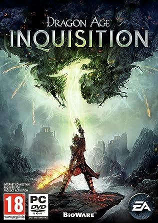 скачать игру Dragon Age Inquisition через торрент на Pc на русском img-1