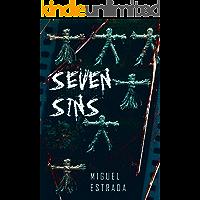 Seven Sins: A Thrilling Horror Novel book cover