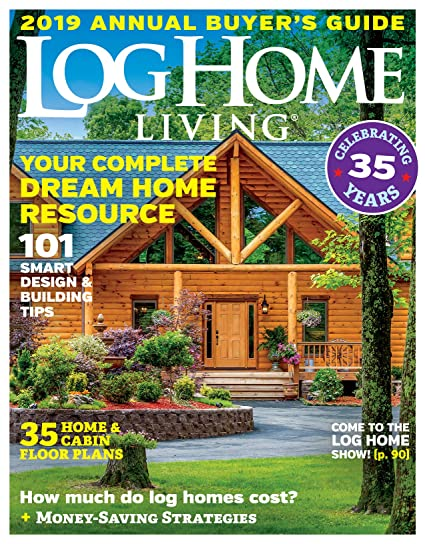 Attirant Log Home Living