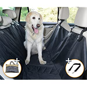 WE LOVE ANIMALS - Dog Seat Cover For Cars Suv's And Trucks