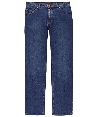 67a8096949e171 Pierre Cardin Mens Jeans Deauville   - Blue - 35 ...