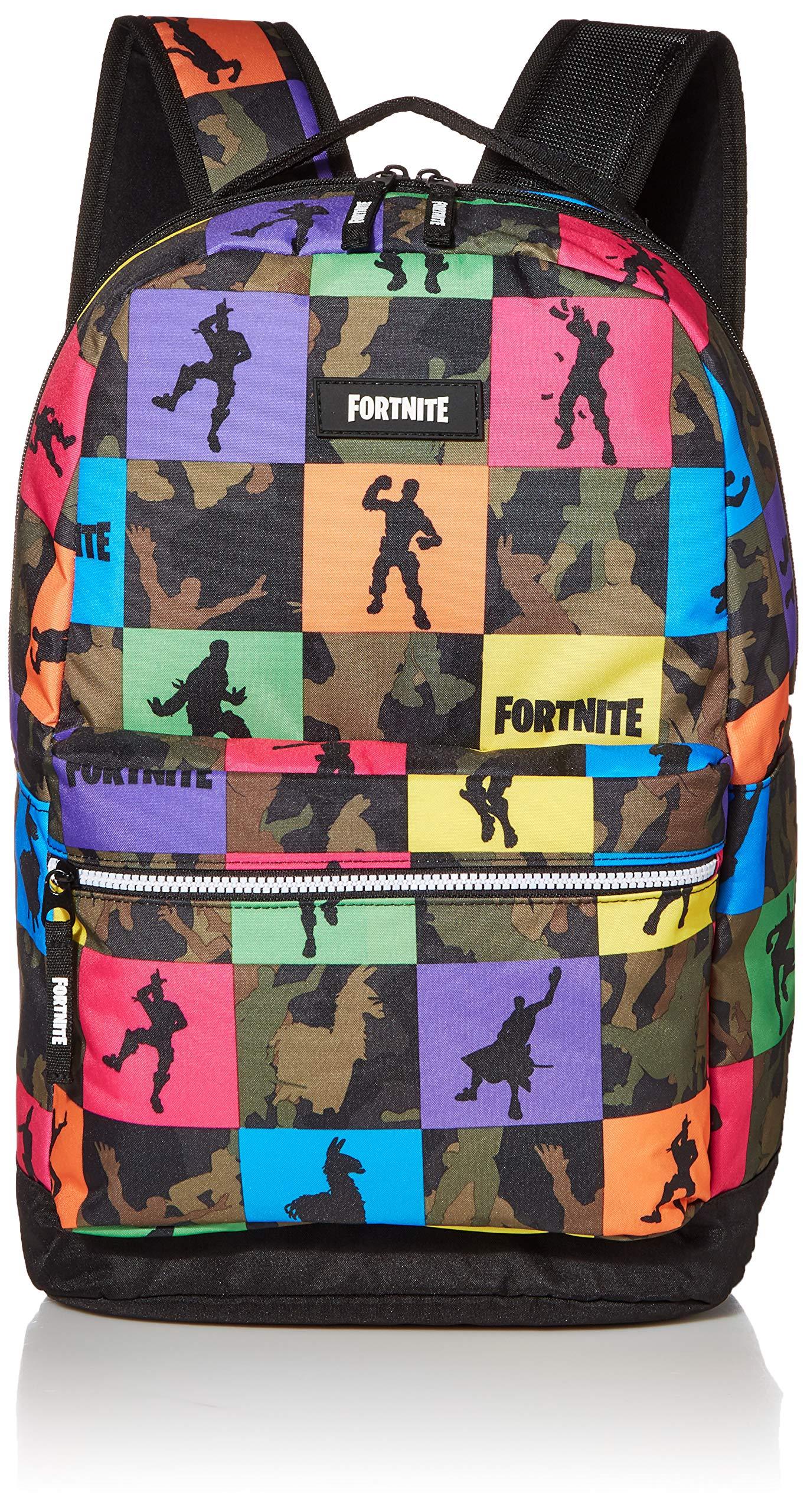 FORTNITE Kids' Big Multiplier Backpack, Camo, One Size by Fortnite