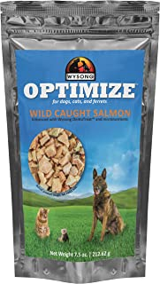 product image for Wysong Optimize Beef Heart & Liver for Dogs, Cats & Ferrets