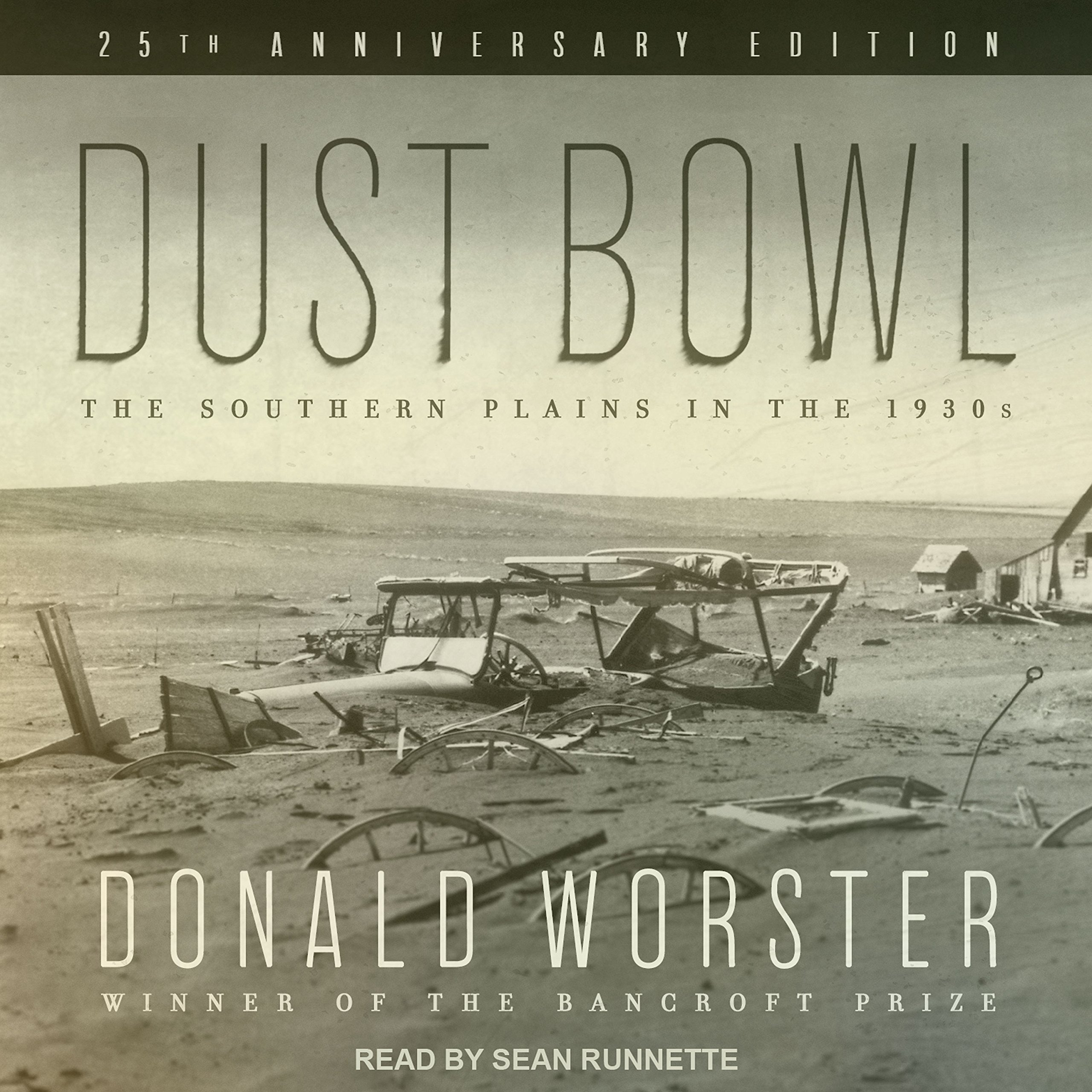 Dust Bowl: The Southern Plains In The 1930s: Donald Worster, Sean Runnette:  9781541452008: Amazon: Books