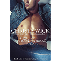 Adler James (Real Cowboys Love Curves Book 1) (English Edition)