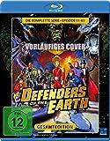 Defenders of the Earth - Die komplette Serie [Blu-ray] (exklusiv bei Amazon.de)
