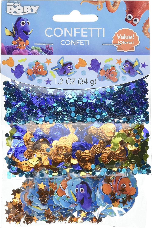 Finding Dory Disney Bougies Anniversaire amscan 9900962