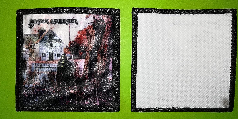 10 CM Black Sabbath 2 PL0023 ECUSSON Patches AUFNAHER Toppa A Coudre 10