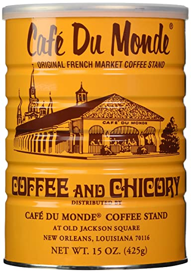What does cafe du monde mean in french