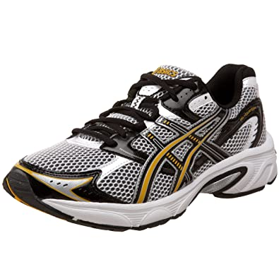 f6f068de02f8 ASICS Gel-Equation 4 Mens Black Mesh Running Shoes Size UK 11   Amazon.co.uk  Shoes   Bags