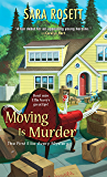 Moving Is Murder (An Ellie Avery Mystery Book 1)