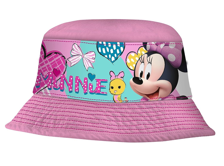Kids 898998, Sombrero para Niñas, Rosa (Pink 005), One Size (Tamaño del fabricante:TU)