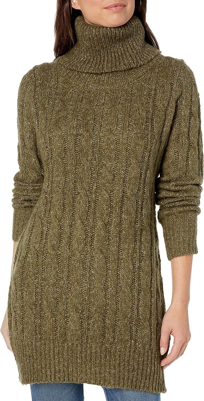 Soybu Womens City Sweater Tunic