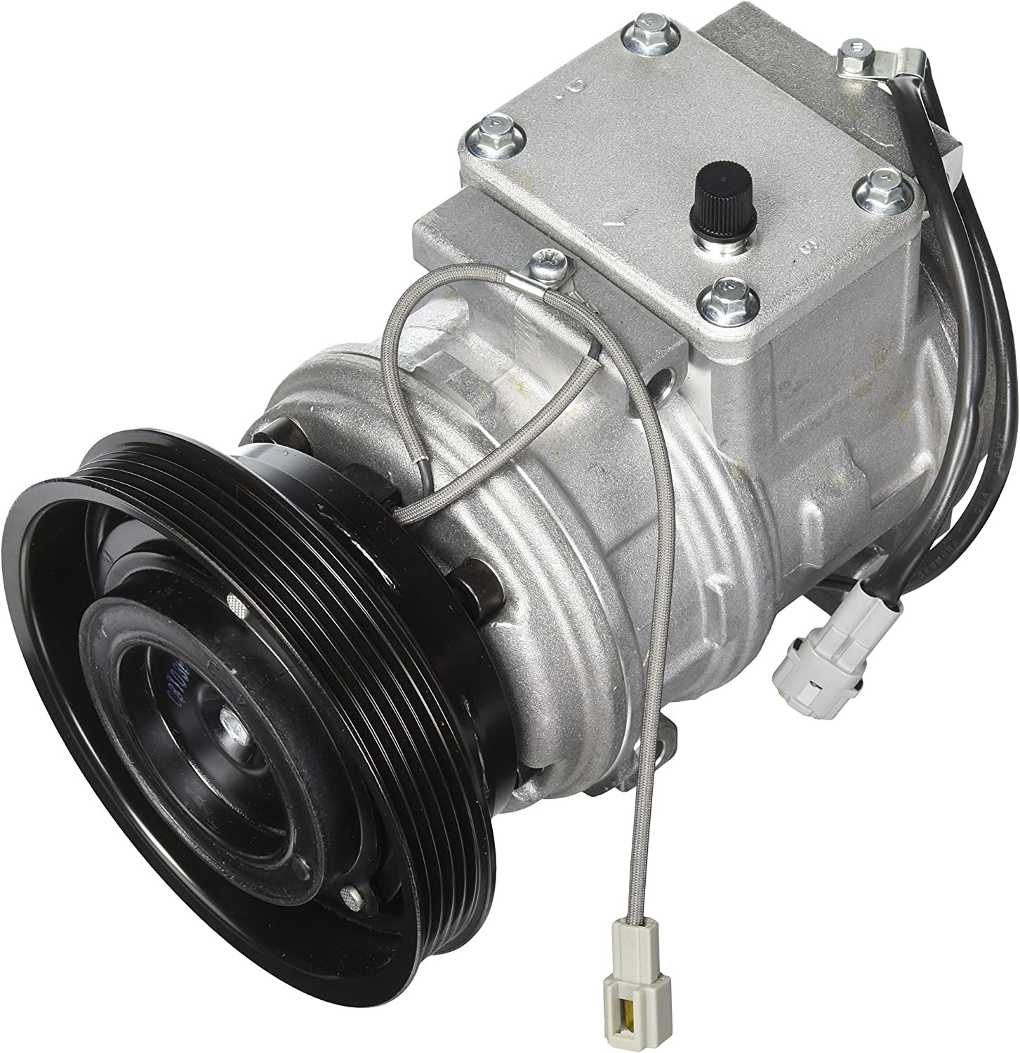 Denso 471-1202 New Compressor with Clutch