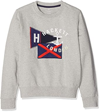 Hackett London Flag Sweat, Sudadera para Niños: Amazon.es: Ropa y accesorios